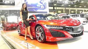 honda car singapore singapore motorshow 2017 honda nsx jade civic