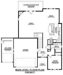 garage office plans mesa verde st aubyn homes