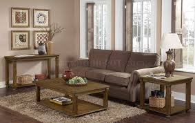 Traditional Coffee Tables by Weathered Acacia Wood Traditional Coffee Table W Shelf