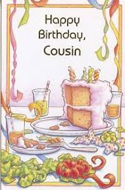 popular greetings birthday card for cousin gifts the whole
