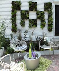 vertical gardens steal the show