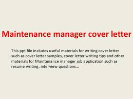 asset protection manager cover letter