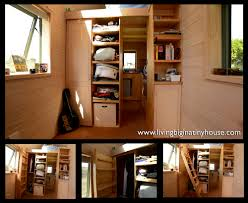 Tumbleweed Homes Interior Beautiful Tiny House In Eco Community Living Big In A Tiny House
