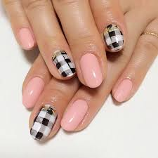 Baby Nail Art Design 55 Most Beautiful Black Nail Art Designs