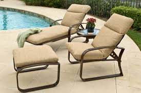 reclining patio chair with ottoman amusing outdoor chair and ottoman of mhc living home gallery idea