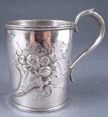 silver mug coin silver mug incriptions for the overton family