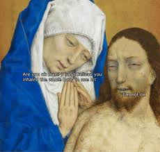 Meme Art - 54 art history memes that belong in the effing moma art for sale