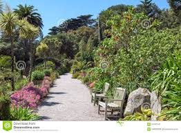 Tropical Plants Perth Archway With Tropical Plants Stock Photo Image Of Stones Abbey