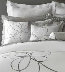 Embroidered Duvet Cover Sets Kate Spade Belle Boulevard Luxury Bedding Duvet Cover King Queen