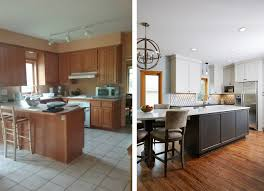 what flooring goes with honey oak cabinets the honey oak kitchen is toast murphy bros