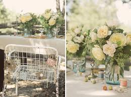 Outdoor Vintage Wedding Decoration Ideas