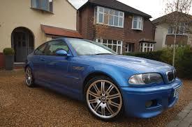 bmw m3 e46 2002 bmw m3 e46 estoril blue 2002 david hadley motors