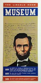 Pennsylvania travel brochures images 43 best lincolns images abraham lincoln lincoln jpg