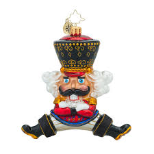 nutcracker ornaments radko 1018231 bolshoi guard russian nutcracker ornament