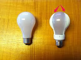 Led Light Bulb Vs Incandescent by Best Buy U0027s New Led Light Bulb Part 1 Dimming Vs A 60w