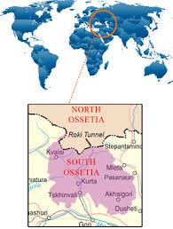 south ossetia map maps pragmora institute