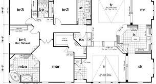 Triple Wide Floor Plans 23 Perfect Images Triple Wide Mobile Homes Uber Home Decor U2022 40661