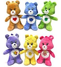 amazon care bears phonics boxed 9780545953566 liza