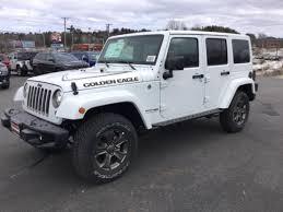 gold jeep wrangler new 2018 jeep wrangler unlimited jk golden eagle 4x4 sport utility