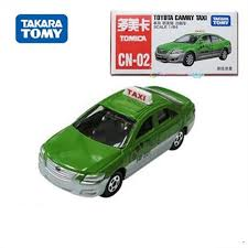 collectible model cars aliexpress com buy toys tomy tomica green alloy toyota