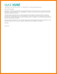 sample housekeeper cover letter hospital donation sheet template