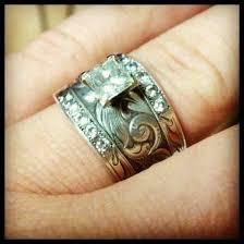 western wedding rings western wedding rings travis stringer 2018 weddings