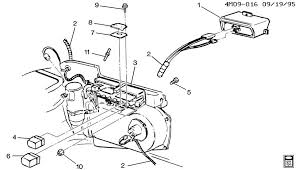 98 lesabre blower motor issue