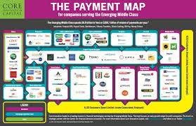 Bank Of America Maps by The Payment Map Bank Innovation Bank Innovation