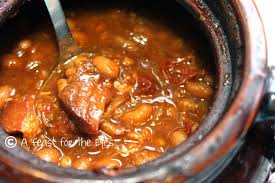 a feast for the eyes boston baked beans bake u0027em low and slow