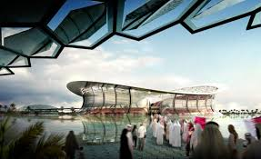 am2 news foster partners chosen for 2022 fifa world cup stadium