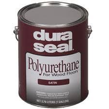 modified polyurethane duraseal polyurethane satin mn
