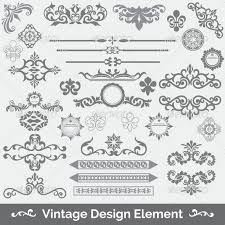 vintage frame 81 vintage frames vintage floral and design elements