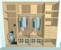 placard chambre sur mesure ikea armoire sur mesure dressing 3 metres dressing mee dressing cm