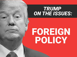 Donald Trump Plan For Isis by Donald Trump On Foreign Policy Issues Business Insider