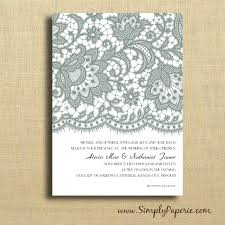 lace invitations popular lace wedding invitations 2015 21st bridal world