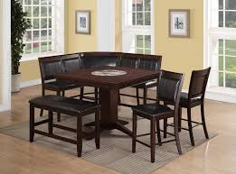 dining room wallpaper hi res bench style dining table set glass