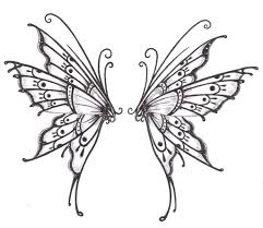this butterfly would a beautiful description from