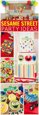 Halloween 1st Birthday Party Ideas by Best 10 Sesame Street Party Ideas On Pinterest Sesame Street