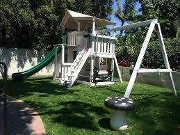 backyard accessories backyard playground sets playset slide accessories small swing