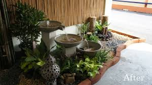 decorating your small garden spaces in bangkok thai garden