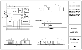 house with floor plans and elevations marvellous house plan with elevation and section photos ideas