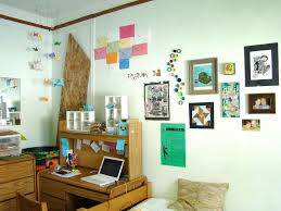 Dorm Wall Decor by Decor Wall Art And Computer Desk With Shelves For Bedroom Design