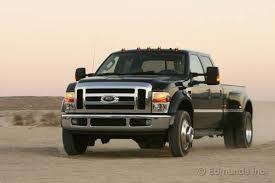 test 2008 ford f 450 duty