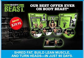 can you lose weight with body beast
