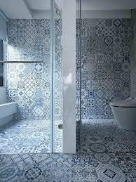 blue bathroom tiles ideas modern bathroom tiles insideradius
