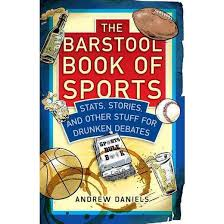 barstool book of sports stats stories and other stuff for