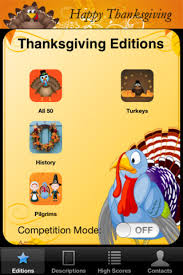thanksgiving facts trivia on the app store