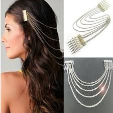 hair cuff women chic hair cuff pin band 2 combs only 5 99