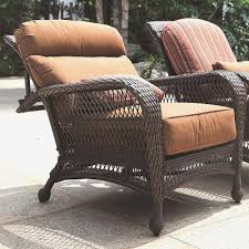 Wicker Reclining Patio Chair Stylish Wicker Reclining Patio Chair For Current Property Laxmid