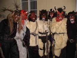 Krampus Costume Krampus Sancrucensis